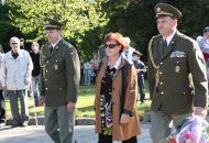 Pietní akt obětem II.sv.války