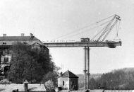 Dálniční most 1977