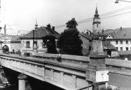 Most přes řeku Oslavu