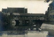 Moráňský most 1831 - 1929