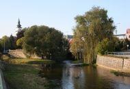 Soutok řeky Oslavy a Balinky