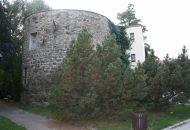 Část městských hradeb