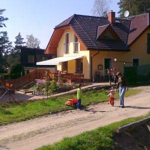 Chata a penzion Krásněves