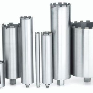 Jádrové vrtání a řezání stavebních materiálů diamantovou technikou