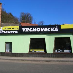 Autoservis Vrchovecká