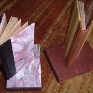 Knihařské práce Blanka Křížová