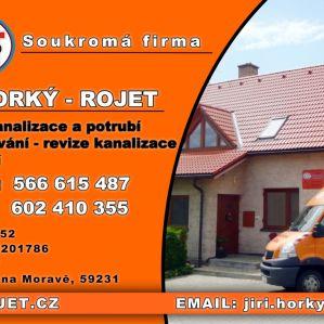 Jiří Horký - ROJET