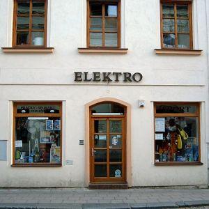 Elektro - Raus