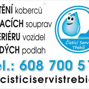 Čistící servis - Leoš Brabenec
