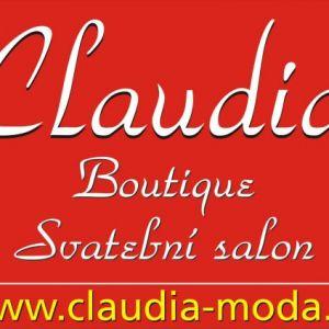 Claudia - svatební salon a prodejna dámské a pánské módy