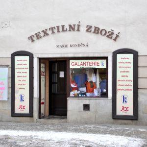 Textilní zboží Marie Konečná