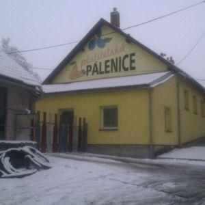 Značková prodejna pivovaru Černá Hora