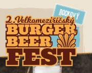 2. Velkomeziříčský Burger beer fest