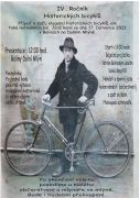 IV. ročník Historických bicyklů