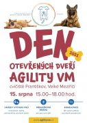 Den otevřených dveří Agility VM