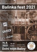 Balinka fest 2021