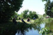 Rybářské závody v Šeborově
