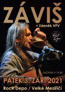 Záviš v Rock Depu + Zdeněk VPV