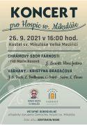 Koncert pro Hospic sv. Mikuláše