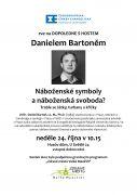Dopoledne s hostem Danielem Bartoněm
